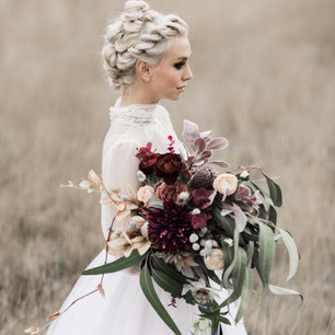 Bouquet Immortal Botanica by Cassandra King Flowers and Styling