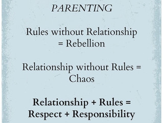 The Parental Struggle: To Befriend or Parent Your Child