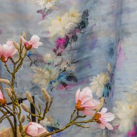 Magnolia.  Immortal Botanica by Cassandra King