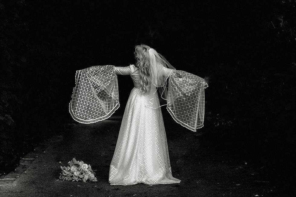 Weddings & Events Bride