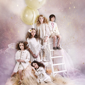 SS18 Kids Fashion Campaign.