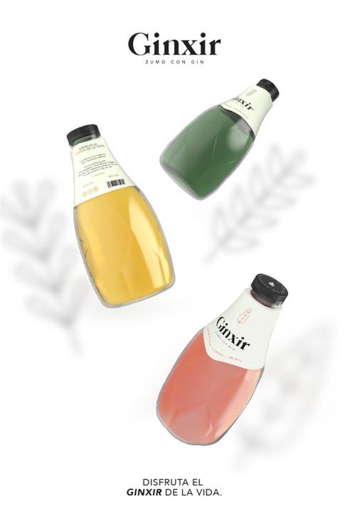 Ginxir Juice con Gin