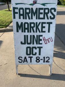 Wheeling Farmer's Market