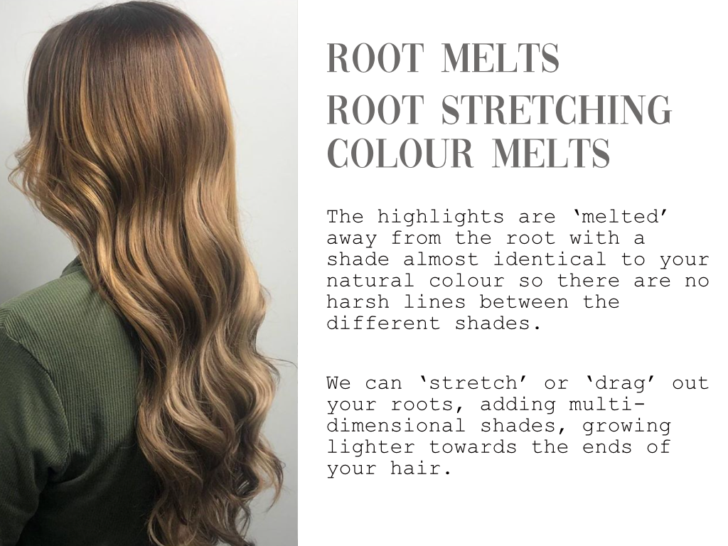 ROOT MELTS