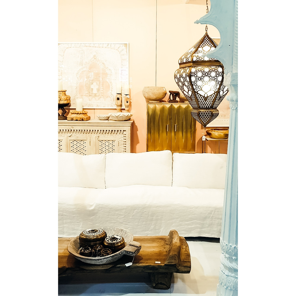 bisque traders relaxed global stylish interior and style