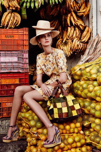 Vogue UK declutter sell sale market clean storage