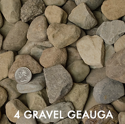 4 gravel geauga akron ohio