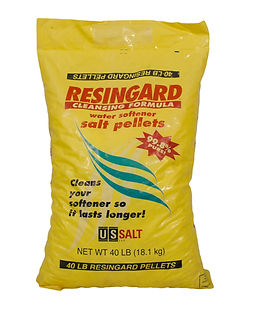 Resingard Water Softener Salt Akron Ohio