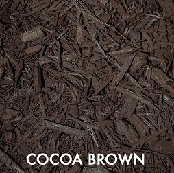 cocoa brown mulch akron ohio