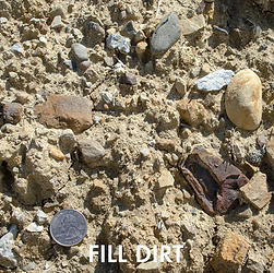 fill dirt akron ohio