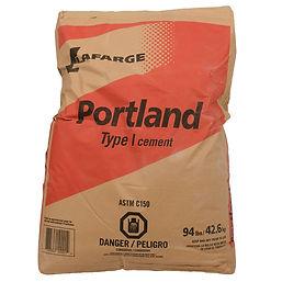 Lafarge Portland Type I Cement Akron Ohio