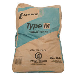 Lafarge Type M Mortar Akron Ohio
