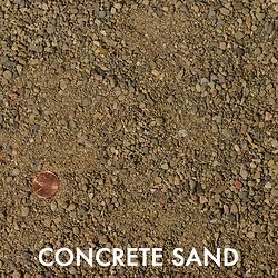 concrete sand akron ohio
