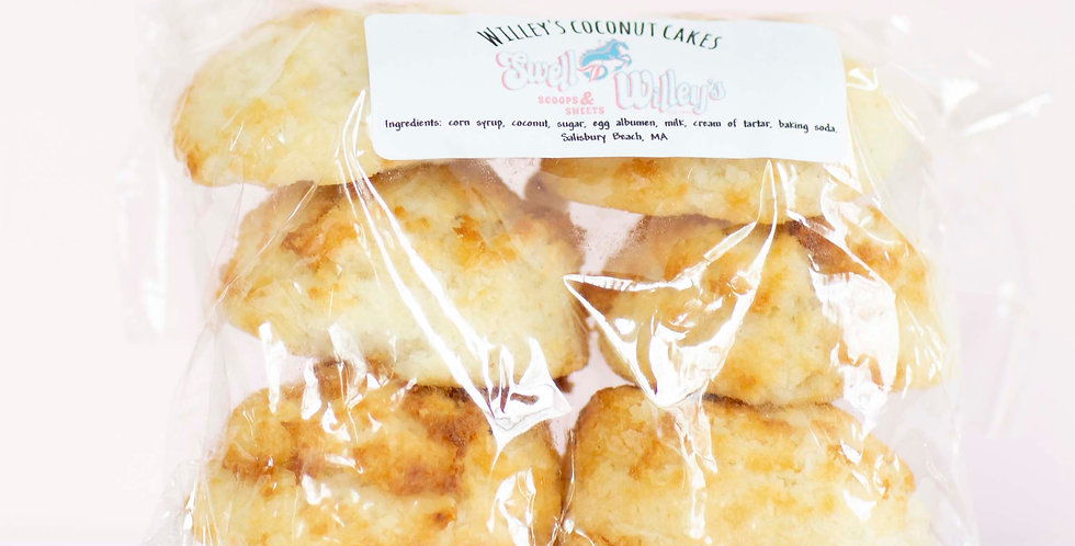 Willey's Coconut Cakes