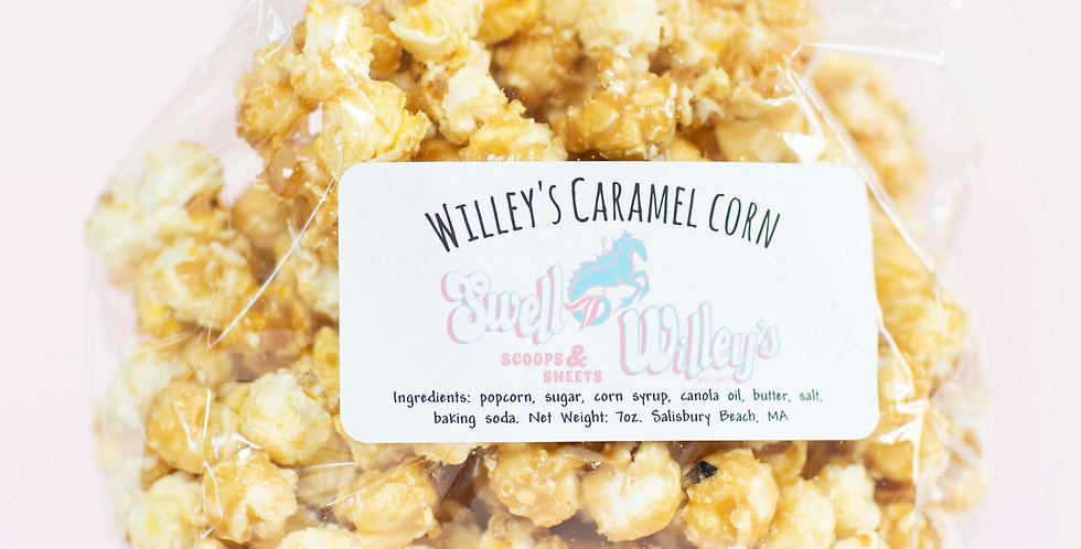 Willey's Caramel Corn