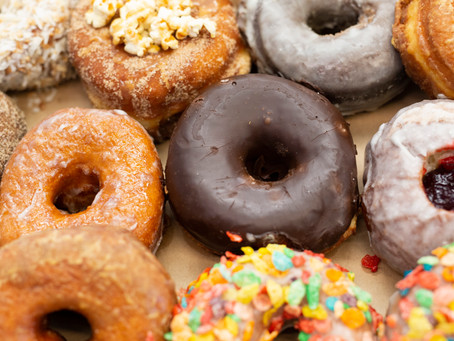 Swell Vendor feature: The Angry Donut