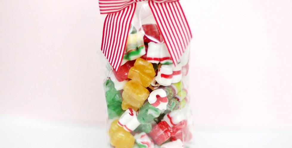 Mixed Baby Ribbon Candy - 1 LB