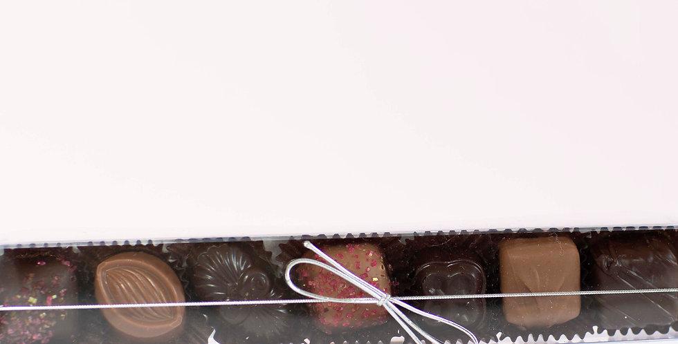 Willey's 7 Piece Chocolate Sampler