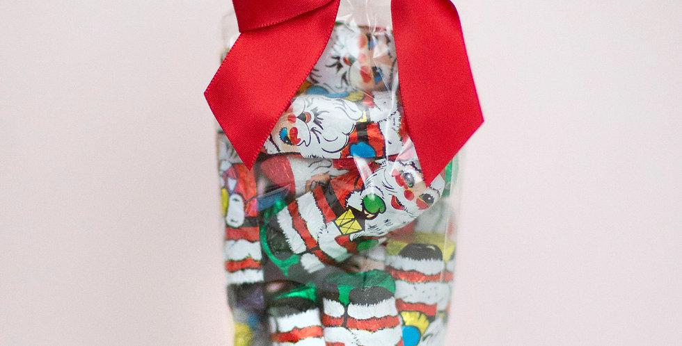 Foil Santas - 8oz