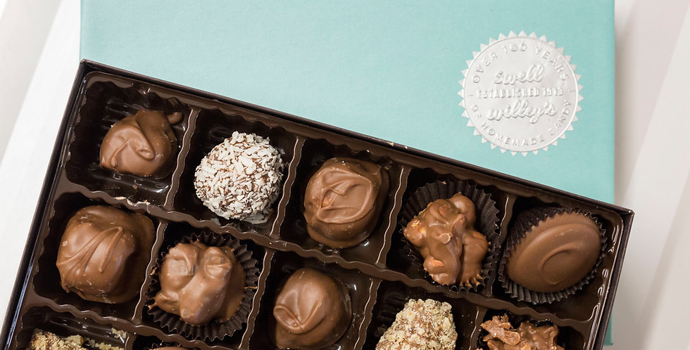 Willey's 30 Piece Chocolate Collection