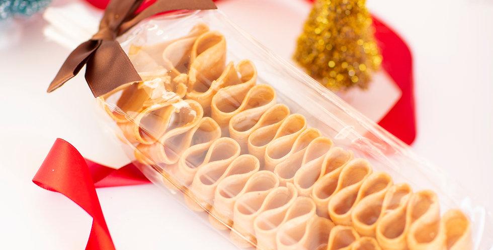 Peanut Butter Ribbon Candy 4.5 oz