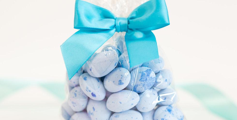 Blue Caramel Robins Eggs -8oz