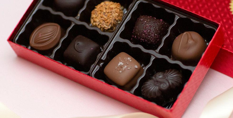 Willey's 8 Piece Chocolate Medley