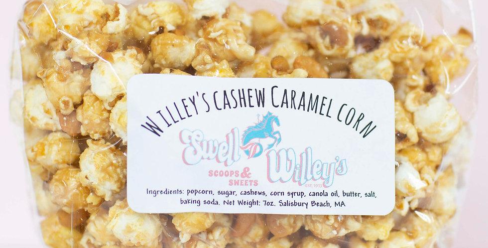 Willey's Nutty Caramel Corn