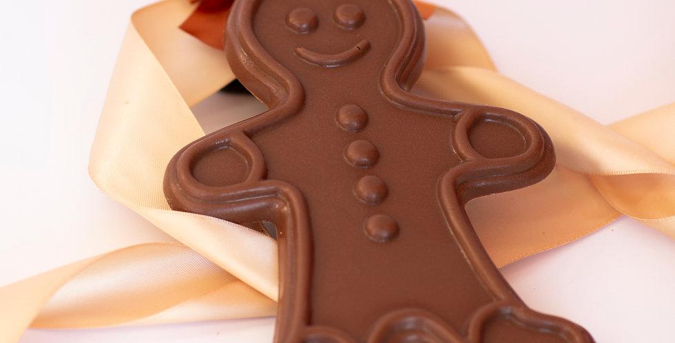 Chocolate Gingerbread Flat