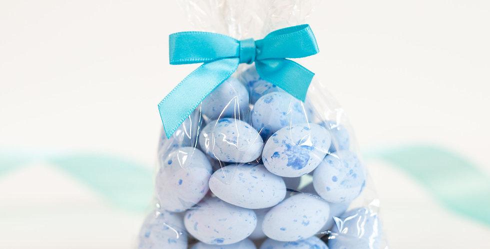 Blue Caramel Robins Eggs - 4 oz