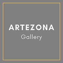 ARTEZONA logo grey-white font (thumbnail