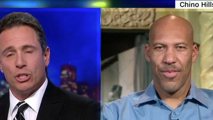LaVar Ball vs. The President is the End of Western Civilization as we know it