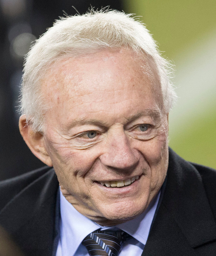 Jerry Jones is Bag of Hot, Loud, Annoying Air....
