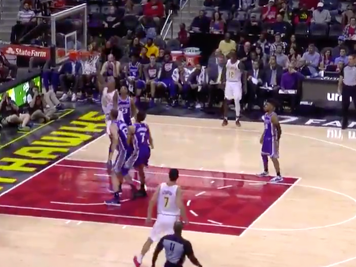 Hawks beat Kings by 46 Points Making the NBA Look Absolutely Stupid