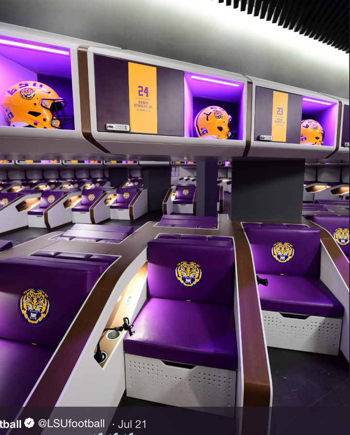 LSU's New Football Facility is EVERYTHING Wrong With College Football