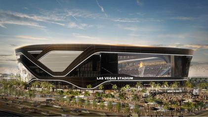 It's Funny how The Raiders Stadium is Becoming a Political Football in Nevada