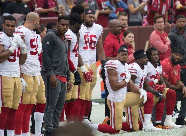 The NFL Bringing Up Kneeling Again is a Really Bad Idea