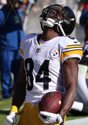 If Antonio Brown Doesn't Play Football This Year Will Anyone Notice?