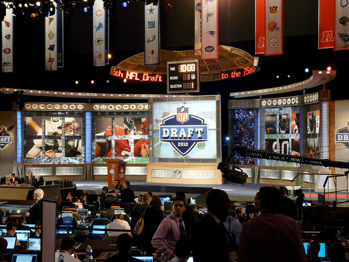 Do you REALLY Care the NFL Draft Will Finally Happen This Week?