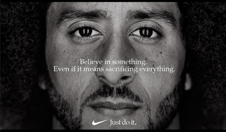 Why is There So Much Faux Outrage at Colin Kaepernick's Nike Deal?