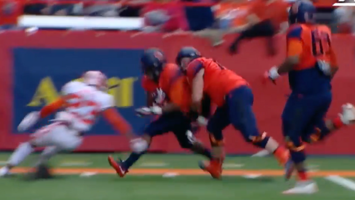 Friday Night Surprise: Down Goes #2 Clemson, Syracuse For The Win