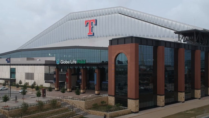 The Texas Rangers are taking a big, big risk with fans and workers alike