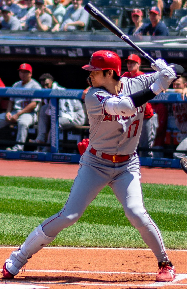 Shohei Ohtani with all his skill SHOULD be the center of baseball's attention