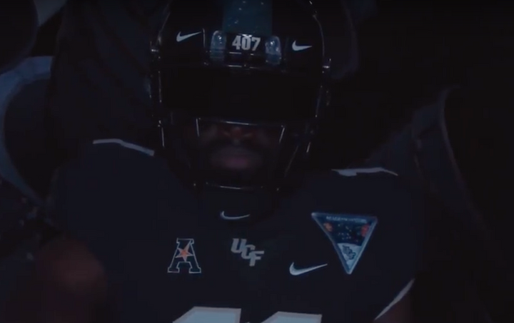 UCF's Incredible Space Themed Alternate Uniforms For The Win....