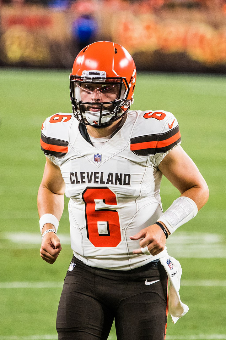 Why Does Anyone Care if Baker Mayfield Likes Hue Jackson?