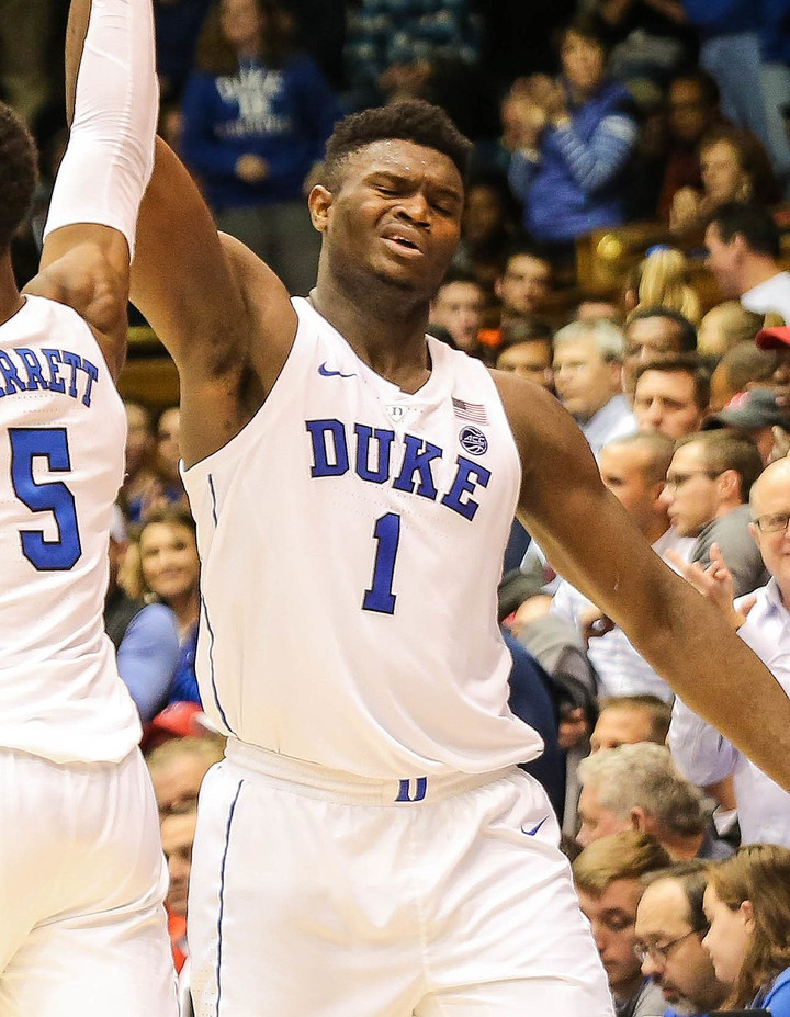 Stop Freaking out over Zion Williamson's Shoe Accident