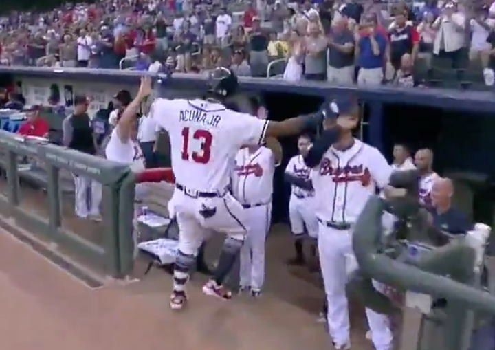 Ronald Acuña Jr. is Must See Baseball Right Now