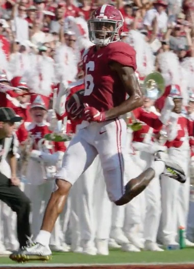 Nobody was beating Alabama this year and it makes College Football less fun