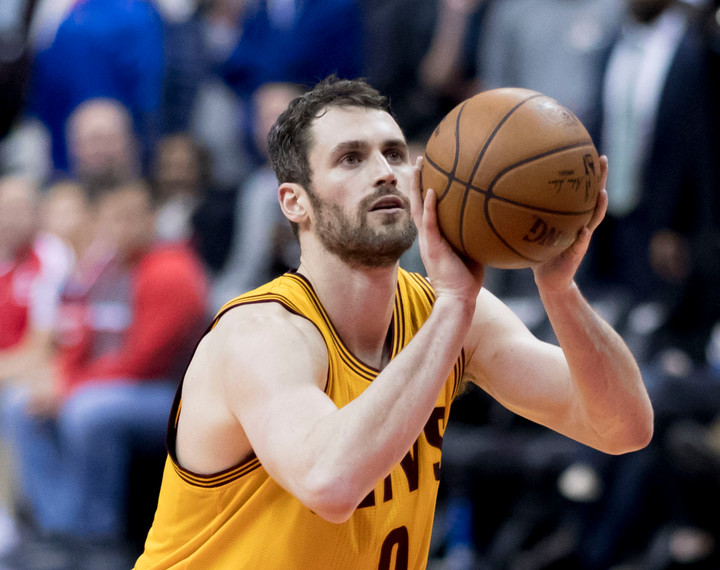 Why Kevin Love Talking About Panic Attacks Matters