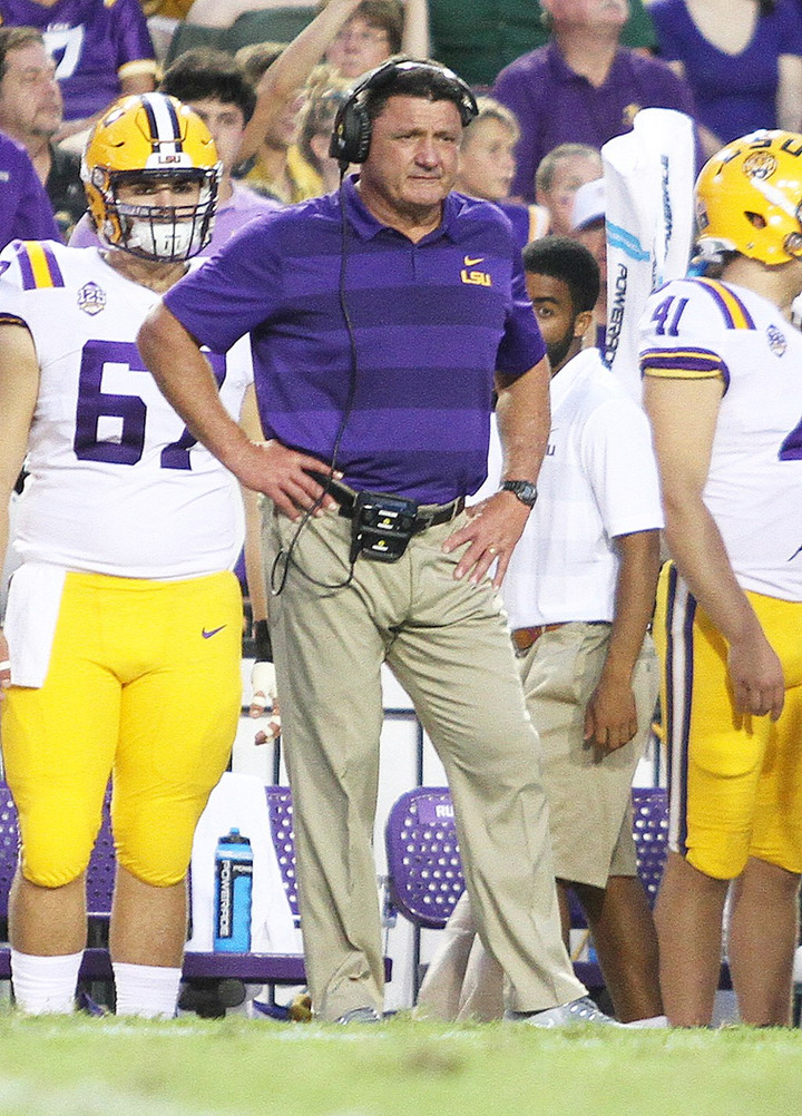 """LSU's """"Bowl Ban"""" is laughable as Karma begins catching up"""